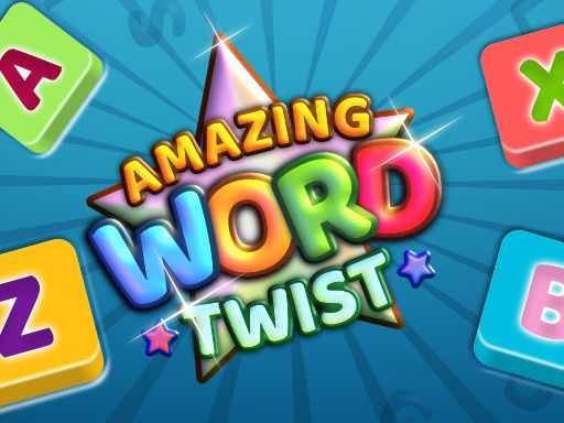 لعبة Amazing Word Twist