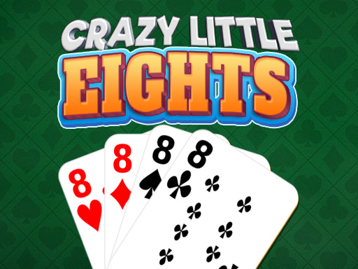 لعبة Crazy Little Eights