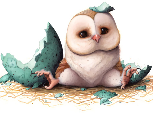 لعبة Cute Owl Slide