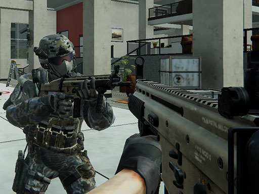 لعبة Future Soldier Multiplayer