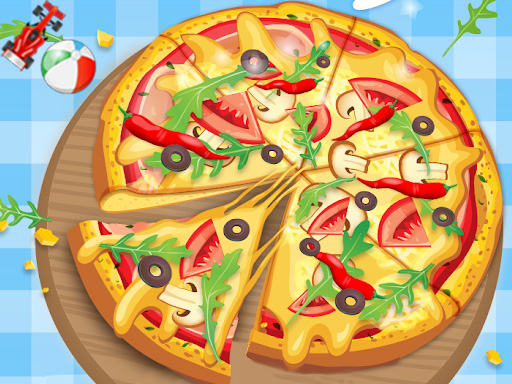 لعبة Pizza Maker