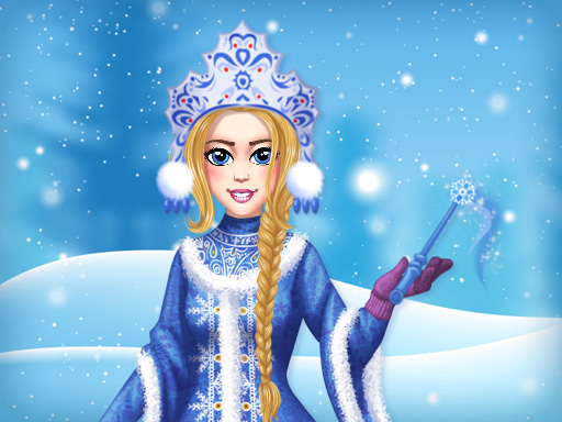 لعبة Snegurochka Russian Ice Princess