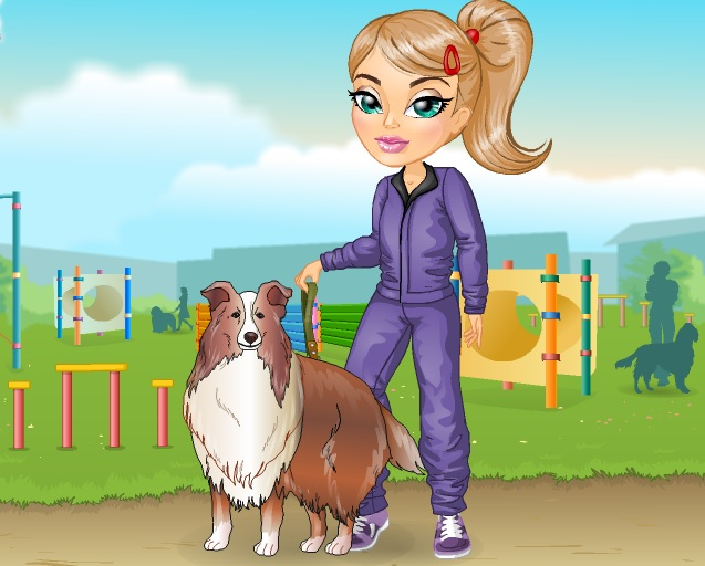A Dog Trainer Game