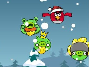 Angry Birds Capture Golden Game