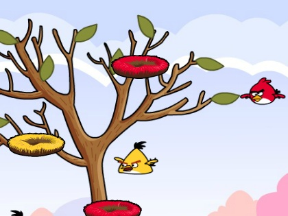 Angry Birds Go Home Game