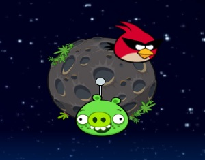 Angry Birds Piggies Escape Game