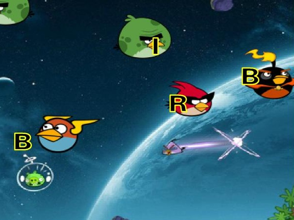 angry birds space golden eggsteroids 8