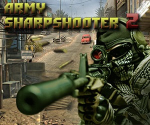 Army Sharpshooter 2 Game