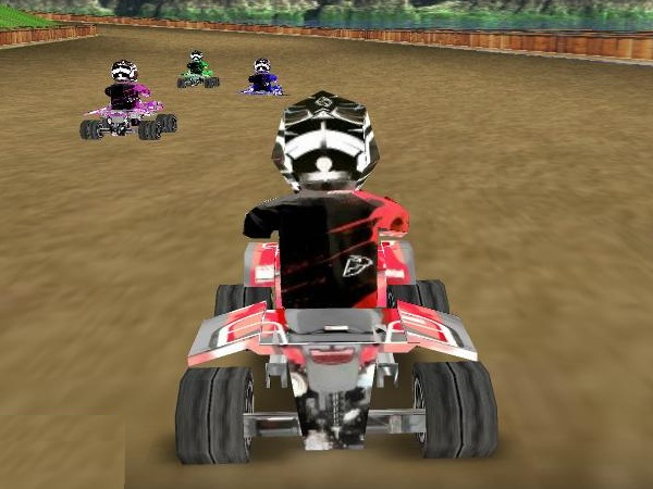 ATV Wild Adventure Game