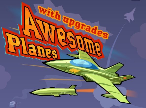 Awesome Planes Game