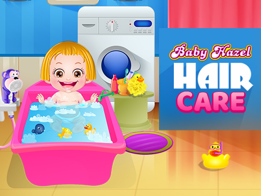 Baby Hazel Hair Care Game