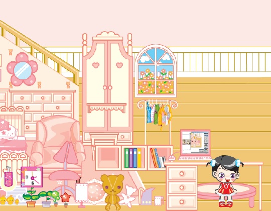 Play Baby Room Game YasinKa