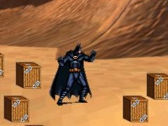 Batman Heroes Defence Game