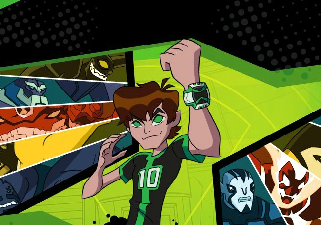 Ben 10 - Alien Unlock Game