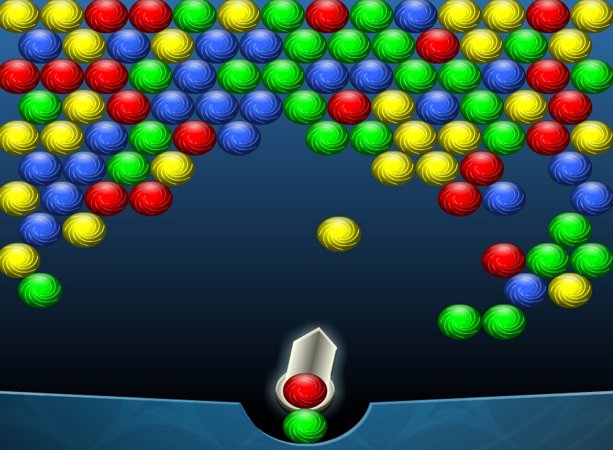 Play Bouncing Balls Game YasinKa