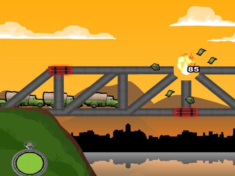 Bridge Tactics Game