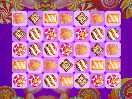 Candy Match3 Deluxe Game