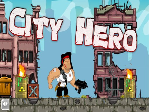 City Hero Game