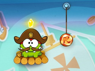 Cut The Rope - Time Travel Game