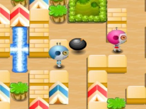 play cute bomberman game 171 yasinka games