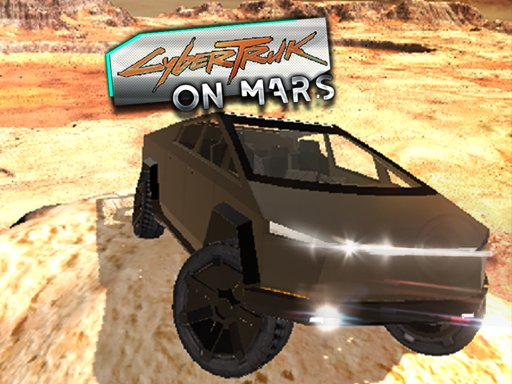 CyberTruck On Mars Game