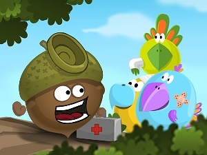 Doctor Acorn 2 - Birds Game
