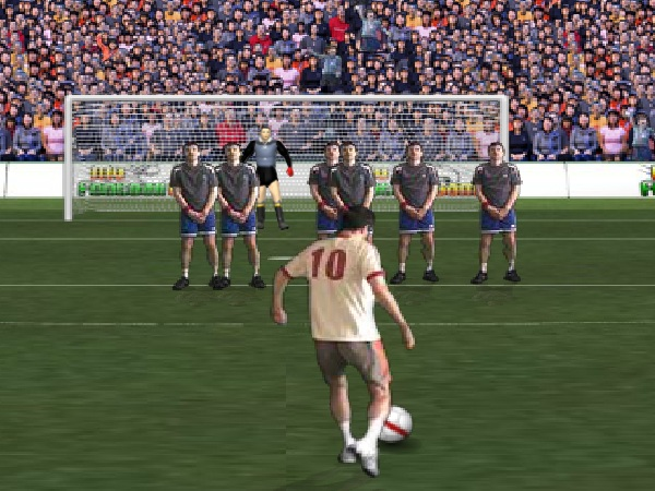 Free Kick Due Game