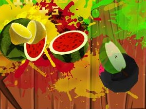 Fruit Blaster Game