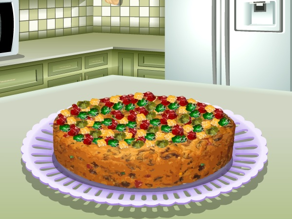 Fruit Cake Game