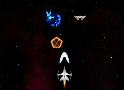 Galaxy Guard Game