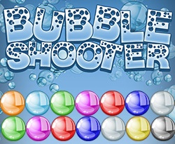 Gamepix Bubble Shooter Game