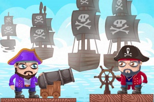 Gung Ho Pirates Game
