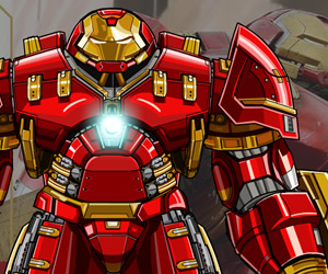 Ironman Hulkbuster Game