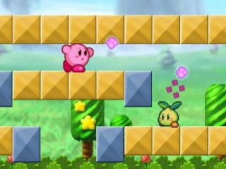 Kirby New Adventure Game