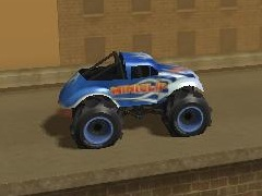 Monster Truck 360 Game