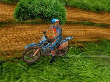 Motocross Country Fever Game