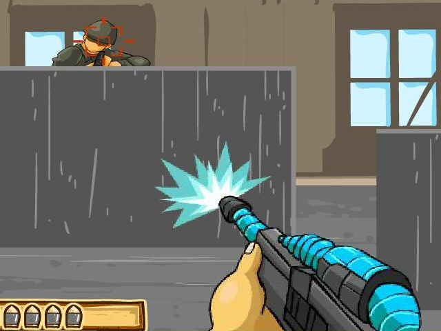 Rambo Robot Mayhem Game