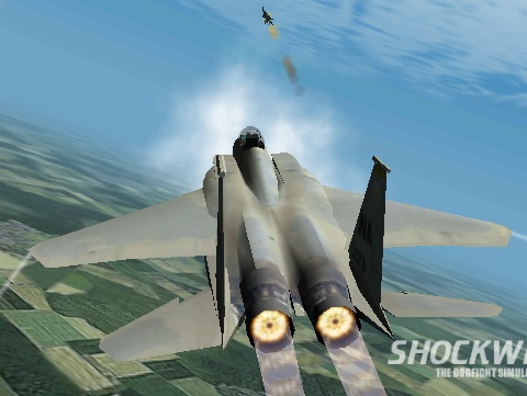 Shockwings - The Dogfight Simulator Game
