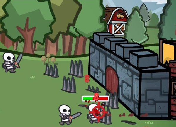 Siege Knight Game