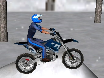 Snow Bike Game