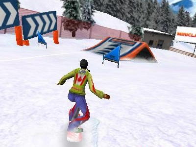 Snowboard Madness Game