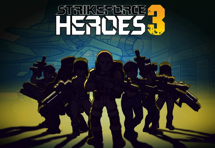 Strike Force Heroes 3 Game