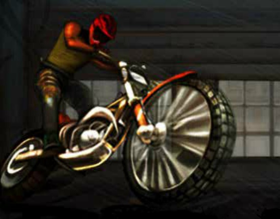 Stunt Trials Game