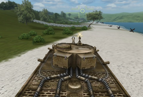 Tank Attack 3D Game