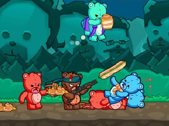 Teddy Bear Picnic Massacre Game