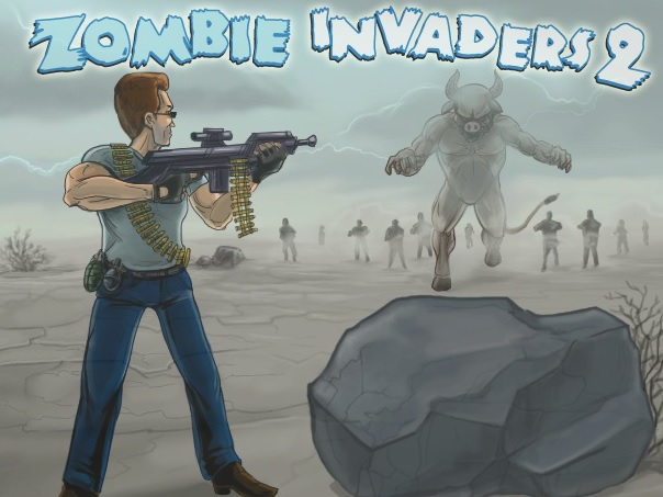 Zombie Invaders 2 Game