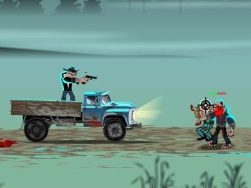 Zombie Truck Game
