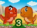 Play Dino Meat Hunt Dry Land Game