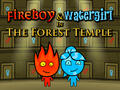 Jouer au jeu de Fireboy and Watergirl - The Forest Temple