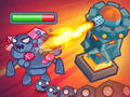 Play King Rugni Tower Defense Game